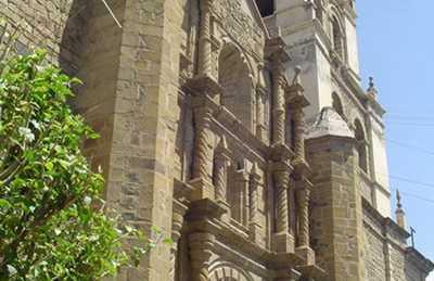 Cathédrale Saint Sébastien