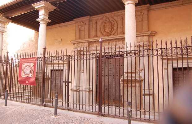 Santo Domingo El Real Square