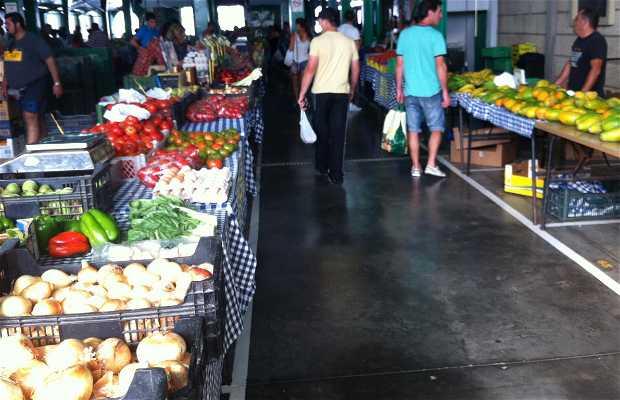 Mercado del agricultor de Granadilla