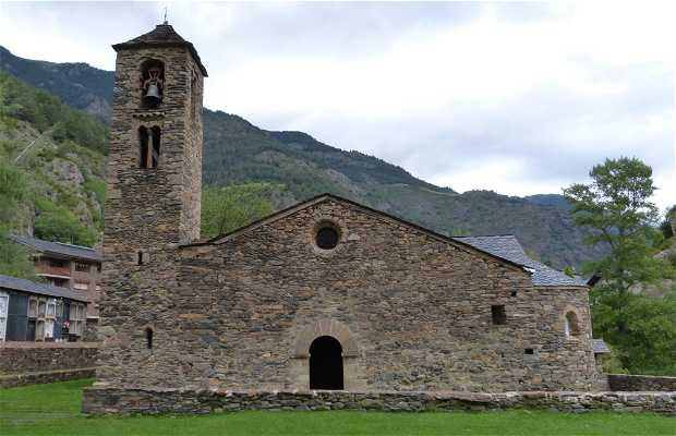 Iglesia Sant Martín de La Cortinada