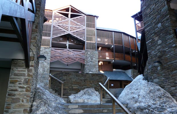 Residencia Privilege en estación de esquí Peyragudes