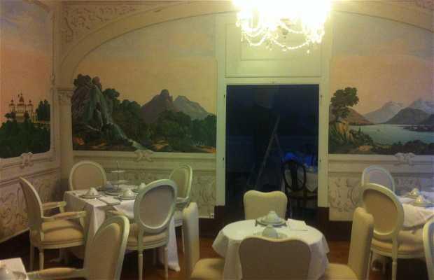 Dom Lopo - Clube de Chá