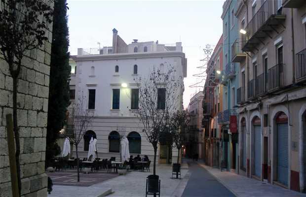 Plaza de Gala y Salvador Dalí
