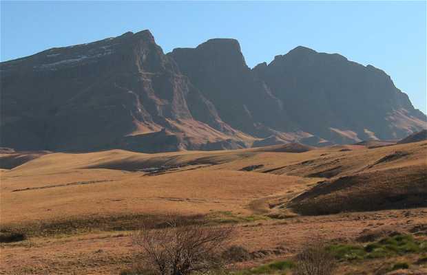 Parque Nacional de Sehlabathebe