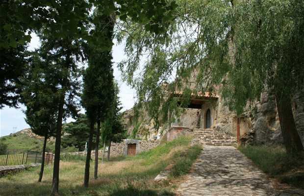 Iglesia rupestre de Olleros del Pisuerga