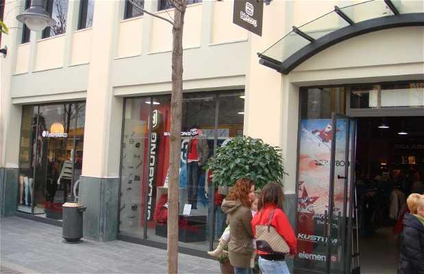 Centro Comercial Outlet Las Rozas Village