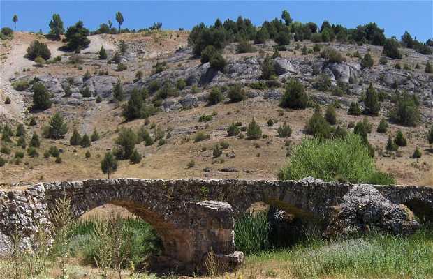 Senda de Hontoria y Calzada Romana
