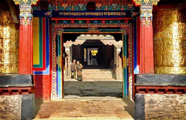 Monasterio de Trandruk (Changzhu)
