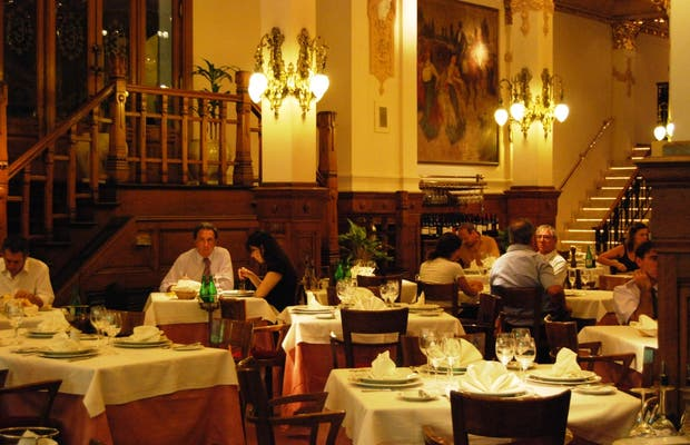 Restaurante Palacio Español