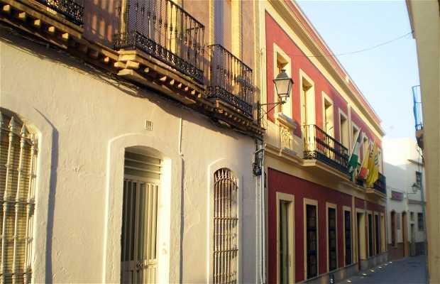Oficina de Turismo de Isla Cristina