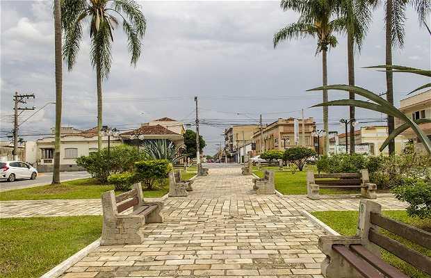 Praça Desembargador Eduardo de Campos Maia