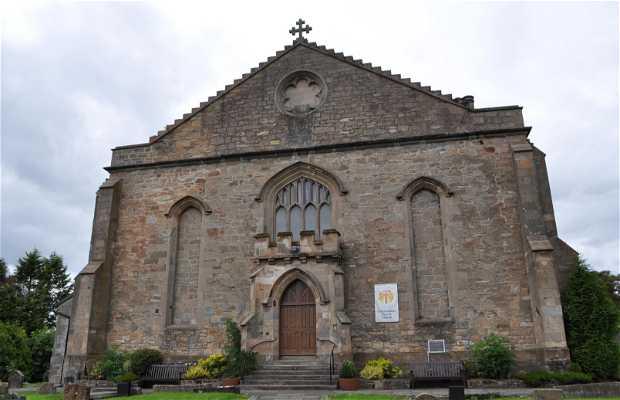 Iglesia parroquial de Clackmannan