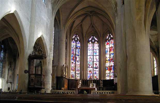 Iglesia Saint-Côme y Saint-Damien