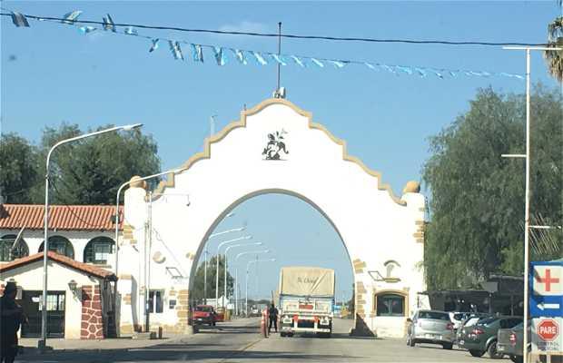 Arco Desaguadero