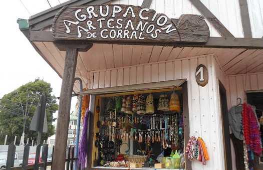La feria artisanale de Corral