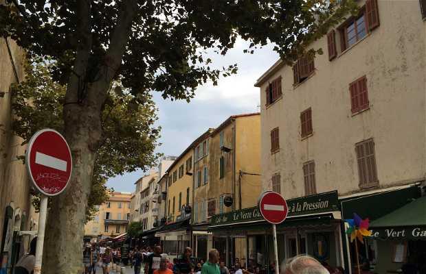 Boulevard d'aguillon
