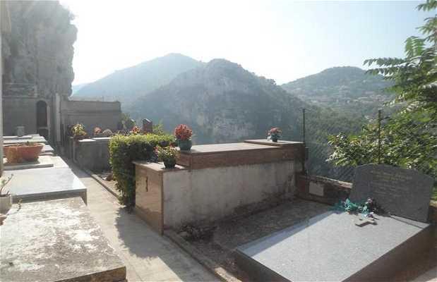 Le cimetière d'Eze