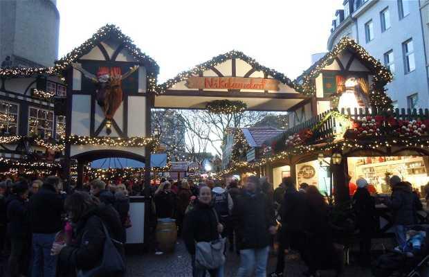 Mercado de Navidad de Rudolfplatz