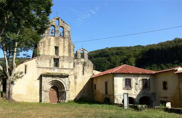 Sta. Maria d'Obona (Asturias) (Camino primitivo de Santiago)