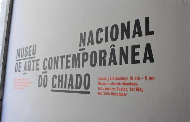 Museo Nacional de Arte Contemporanea del Chiado
