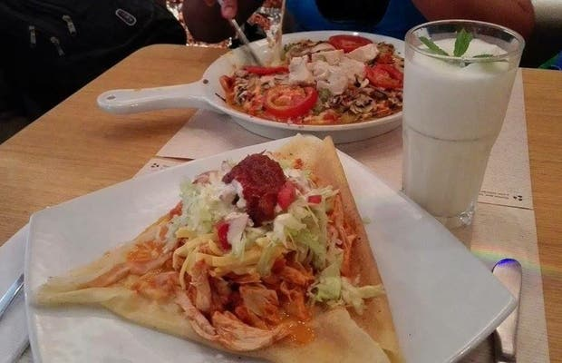 Crepes & Waffles