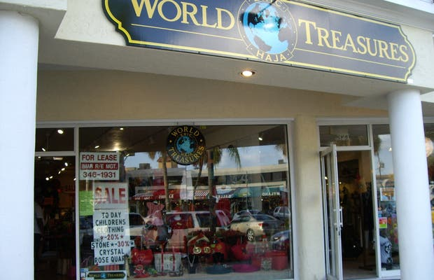 World Treasures