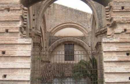 Iglesia Mayor de la Santa Cruz