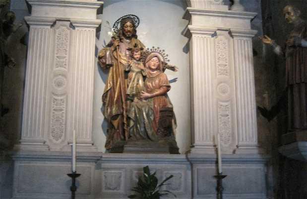 Parroquia de la Virgen de los Ángeles (Mare de Déu de les Àngels)