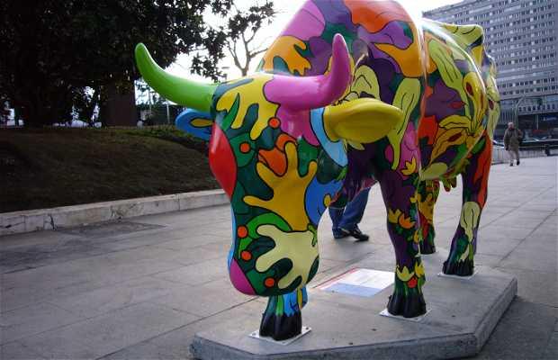 Cow Parade Madrid