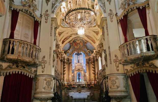 Iglesia Nuestra Señora de la Lapa de los Mercadores