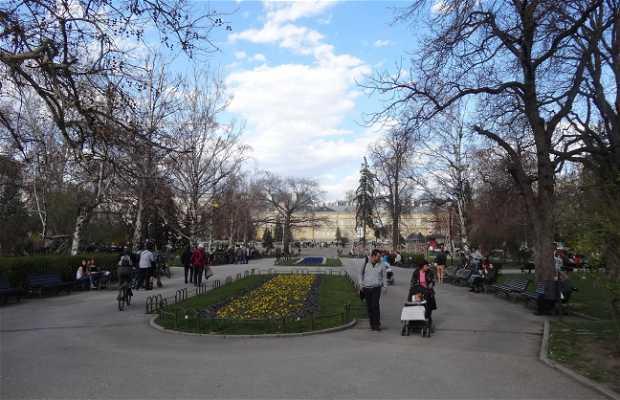 Gradska Gradina Gardens