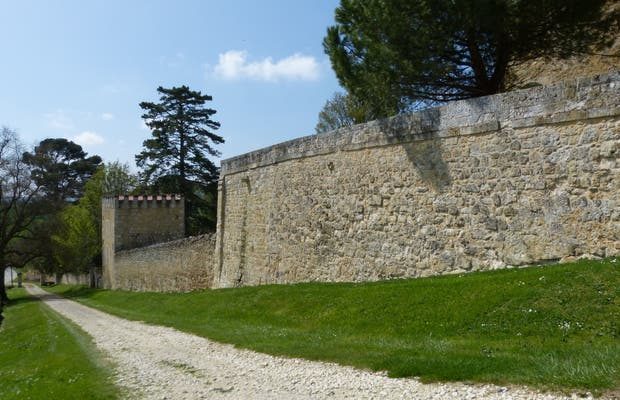 Muralla Terraube