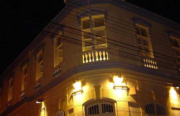 Noches en el Barrio Inglés