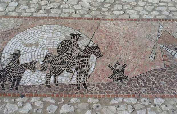 Ruta de los mosaicos