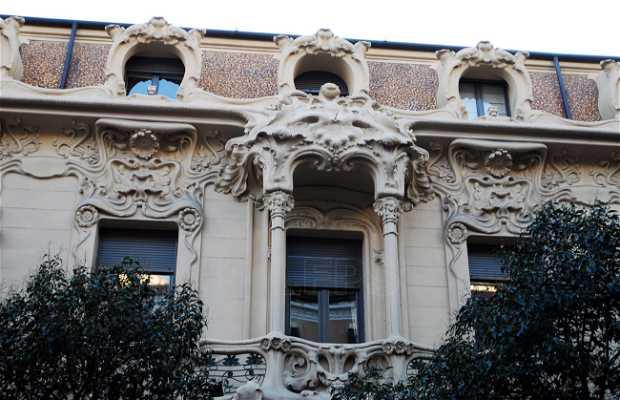 Palacio de la Sociedad General de Autores