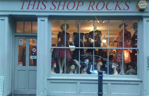 'This Shop Rocks'