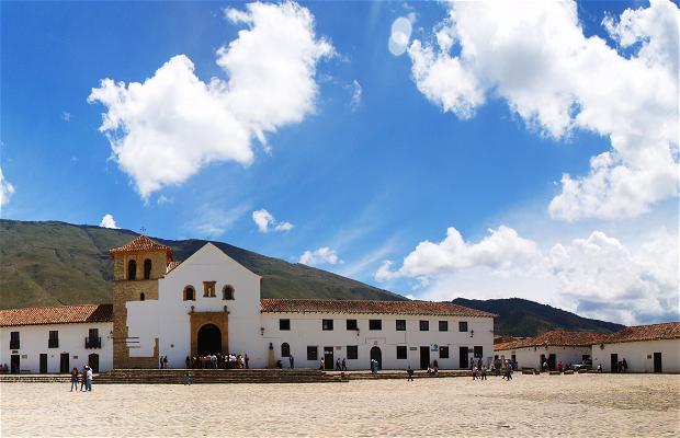 Villa de Leyva in Colombia