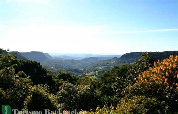 Mirante Belvedere (Valle do Quilombo)