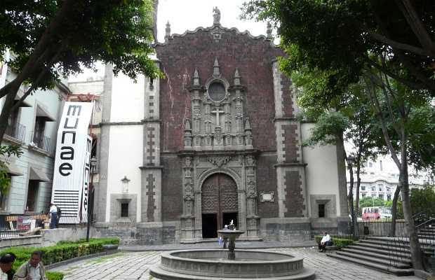 Plaza de la Santa Veracruz
