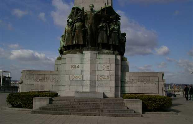 Monument à l'infanterie belge