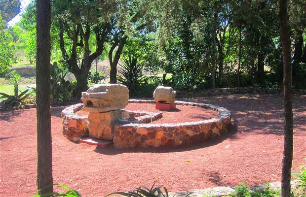Jardín Escultórico