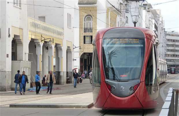 Tranvía de Casablanca