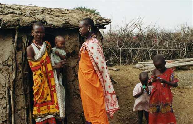 Villaggio Kikuyu
