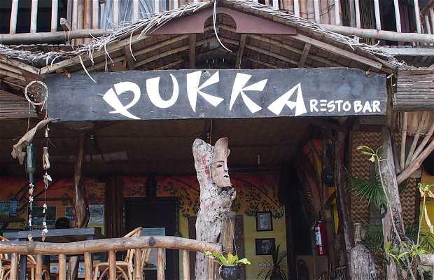 Pukka Resto bar