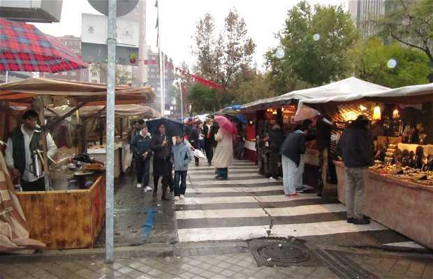 Mercado Medieval Xacobeo