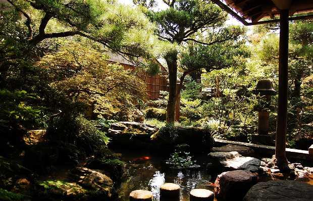 Nomura Samurai House Garden