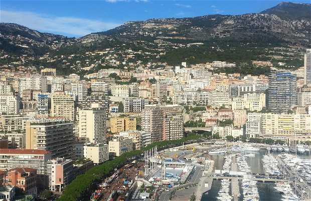 Center of Monaco