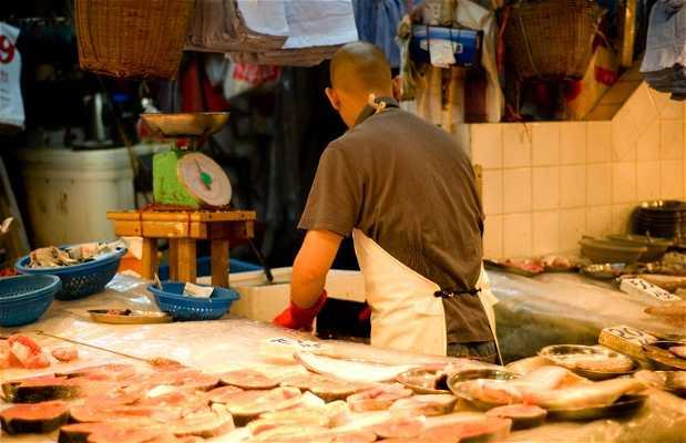 Mercado Ngau Tau Kok