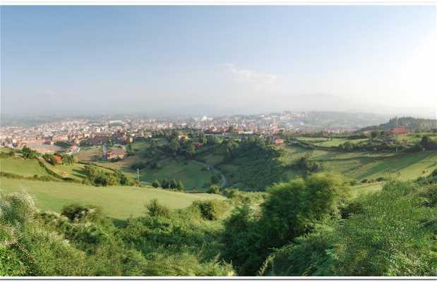 Le Mont Naranco