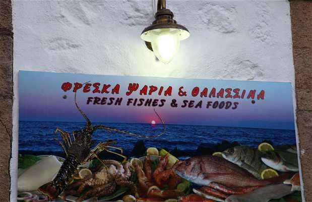 Restaurant Pantelis